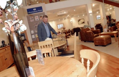 Volunteer In Our Furniture & Interiors Shop