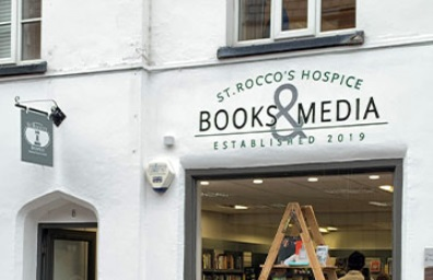 Volunteer In Our Books & Media Shop